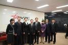 2011年中国国际广播电台夏吉宣副台长率团访问澳华传媒